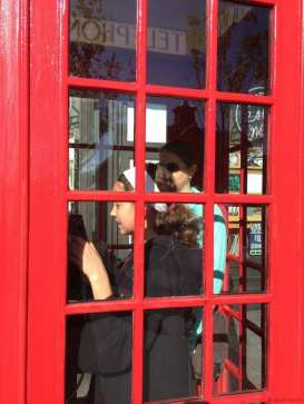 Dial MAGIC to reach the Ministry of Magic