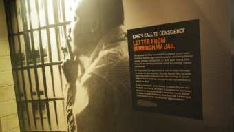 Letters from a Birmingham jail