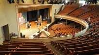 Ryman Auditorium stage