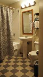 Copper One bathroom 2