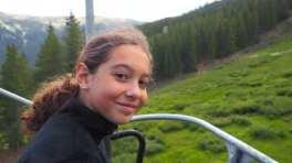 Copper Mountain chair lift