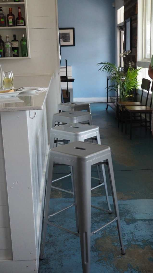 Surfhouse Carolina beach bar stools