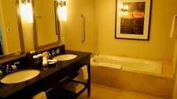 Loews bathroom