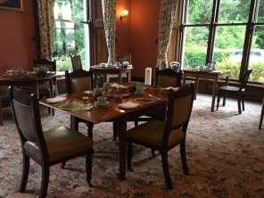 Currarevagh dining room