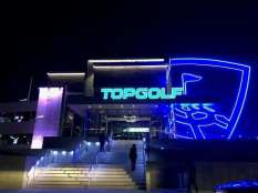 Topgolf El Paso outside