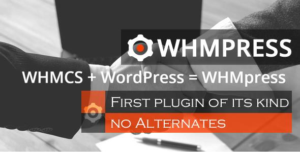 WHMpress 5.2 (Nulled) - WHMCS WordPress Integration Plugin