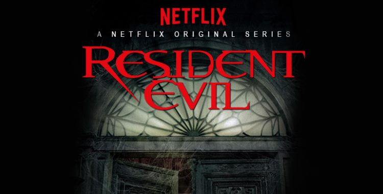 Resident Evil serie coming to Netflix