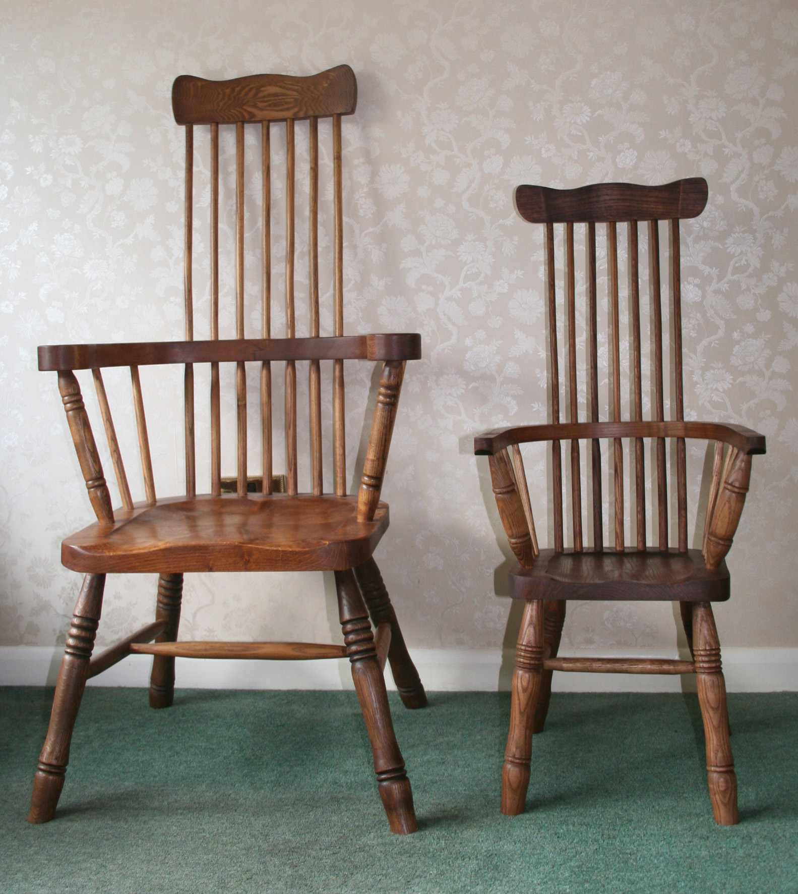 comb back windsor chair hanging harvey norman chairs