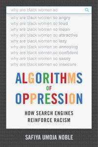 Algorithms of Oppression book cover