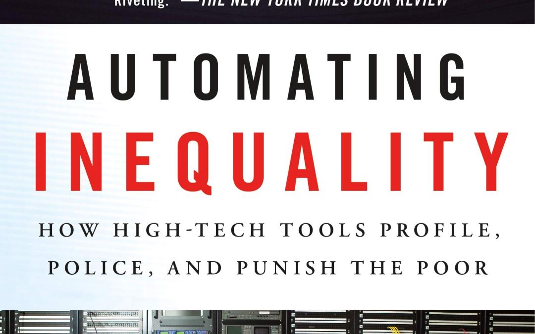 Automating Inequality book cover