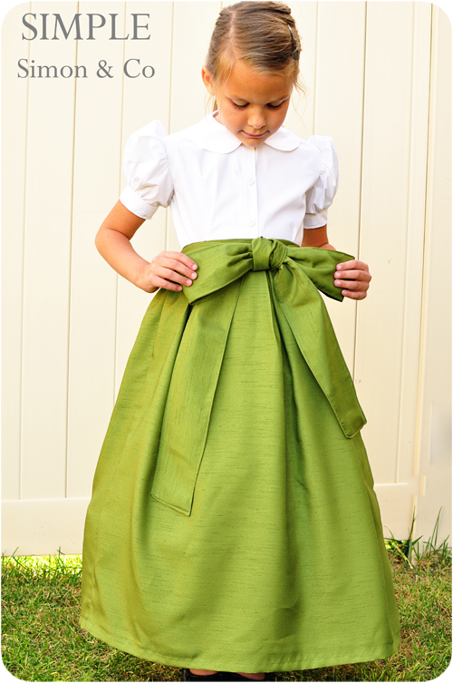 Skirts To Sew For Spring: Maxi Skirt Round-Up • WeAllSew
