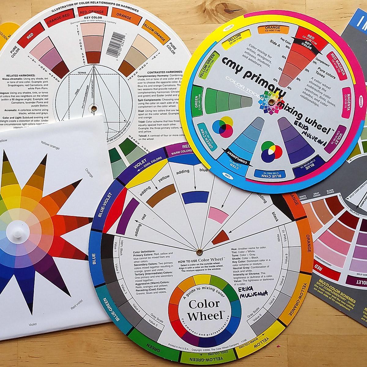 Color Wheel Basics Weallsew Bernina Usa S Blog