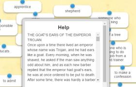 the goats ears
