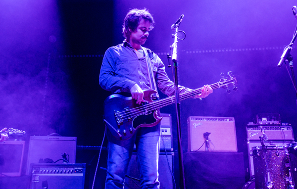 Andrew Bird And Boogarins At Terminal 5 April 8 2016 We All Want Someone To Shout For At We