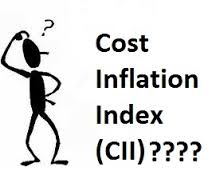 Cost Inflation Index Chart New Table