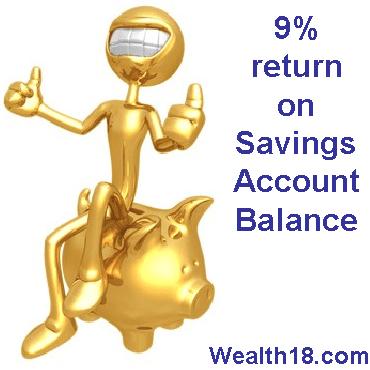 Business savings account