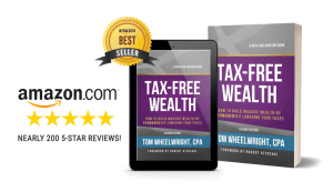 Tax-Free ebook image with Amazon
