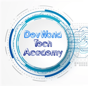 DevWorld Tech Academy Logo