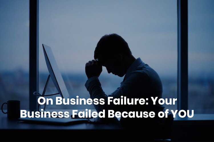 reasons why business fails