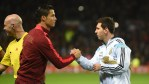 Lionel Messi's response to Cristiano Ronaldo's challenge of joining him in Italy