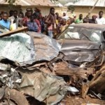 Fatal Road accident in Benue state (8 PDP members dead)