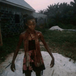 Woman caught allegedly trying to behead her daughter in Delta (photos)