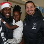 Checkout how top football superstars celebrate Christmas (video)