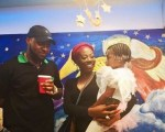 Photos: Davido and Sophia Momodu attend their daughter's school end of year party in Lagos