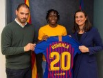 Super Falcons star, Asisat Oshoala joins FC Barcelona