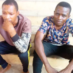 Church guards arrested for allegedly stealing pastor's daughter's panties