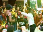 BBNaija aspirant proposes to girlfriend at the audition venue Lagos (See lovely Photos)