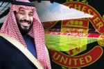 Saudi Crown Prince offer whopping £3.8BN takeover bid' for Manchester United