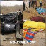 Fatal Accident !!! 5 Royal Family Member dead in a Car Accident (Photo)