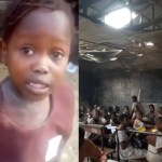 Delta State Government Start Renovating Primary School After Video of Little Success complaining about being sent home went viral