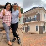 Regina Daniels Gifts her Mom a House (See Photos)