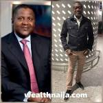 Otedola celebrates his Billionaire friend, Aliko Dangote's 62nd birthday, With Nice Words about his Great Achievements