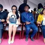 Regina Daniels Makes first Public Appearance with her  Rumoured Husband, Ned Nwoko (Photos)