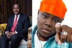 Moments Teni Meets Africa's Richest Man, Aliko Dangote ( Video)