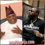 To God be the glory!! -Davido Rejoice as his uncle, Senator Adeleke has been Released