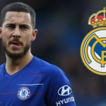 Chelsea 'agree £115m Eden Hazard Transfer fee  to Real Madrid and the Belgian will earn  £400,000 per week'