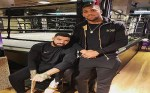 The Drake Curse: Anthony Joshua becomes the Latest victim after Posting Picture with the Canadian rapper