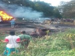 Tanker Explosion !!! 50 dead, 70 injured in Benue State (Photo)