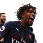 Alex Iwobi Leaves Arsenal, Signs For Everton