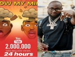 Davido's Blow My Mind Video Hits 2Million Views In 24Hours On YouTube