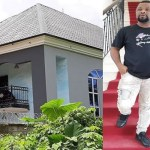 Nollywood Actor, Dike Osinanchi Shows his New House. (Photo)