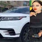 Bobrisky Shows off His New N30million Range Rover (Photos)