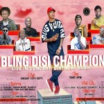 EVENT !!! Bling Disi Champion Is Set To Make His Concert/Birthday Bash with Friends 13th September At Kelly Continental Hotel, Sapele Delta State