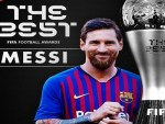 Leo Messi Beat Virgil Van Dijk & Cristiano Ronaldo To Be Named Best FIFA Men's Player 2019