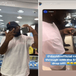 DMW Boss, Davido Deposits $100,000 to Get 30BG Jewelries for his Gang Members (Video)