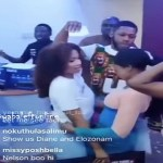 Tacha  and Mercy Re- Unite At Multichoice Event (Video)